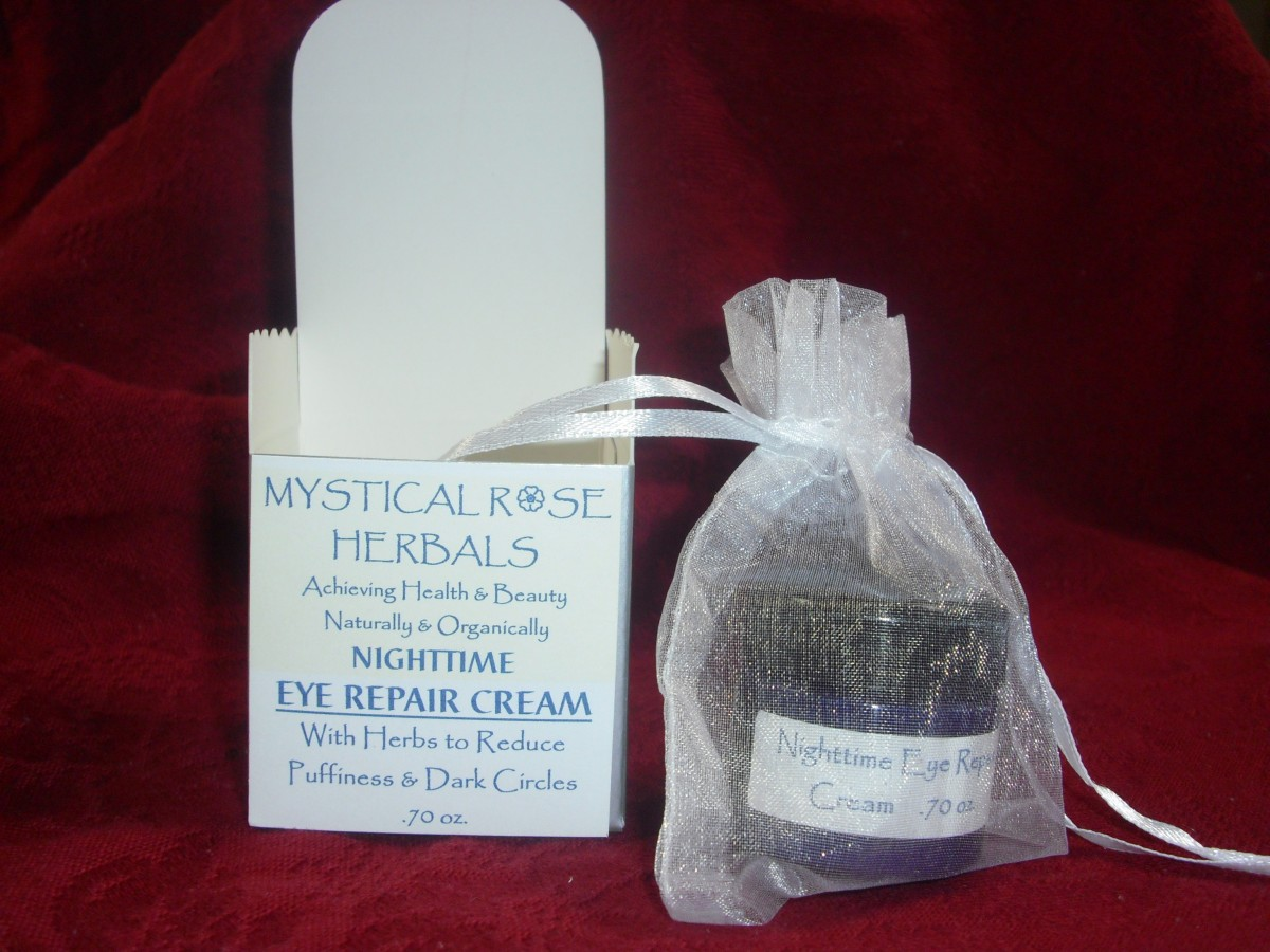 Herbal Eye Repair Cream