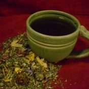 Berkshire Meadows Herbal Health Tea – Vitamins and Minerals in A Delicious Cup of Tea!